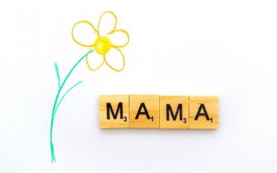 """Ištartas žodis """"MAMA"""""""