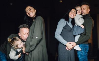 L. Adomaitis pasidalijo džiugia žinia: žmona laukiasi antrojo vaikelio